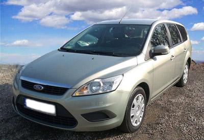 Ford Focus II kombi LIFT