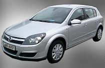 Opel Astra 3. Wynajem samochodów Gdynia