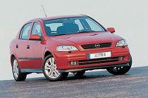 Opel Astra II. Wynajem samochodów Gdynia