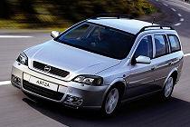 Opel Astra II kombi. Wypożyczalnia samochodów Gdynia