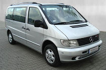 Mercedes Vito - Bus 9 seats