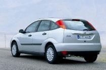 Ford Focus hatchback. Wynajem samochodów