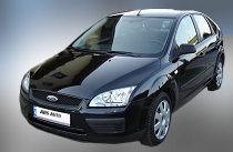 Ford Fokus II . Wynajem samochodów