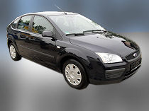 Ford Focus II (Automatic Transmission)