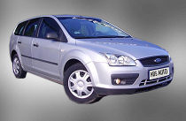 Ford Focus II estate (Automatic Transmission)