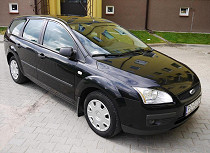 Ford Focus II estate