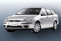 Ford Focus Sedan. Wynajem samochodów Gdynia