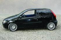 Fiat Punto II. Wynajem samochodów Gdynia